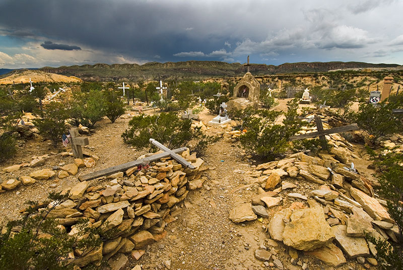 Terlingua-Ghost-Town